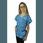 Scrub Feminino - Medical Nursing 06