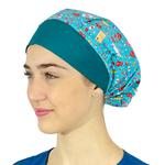 Touca de elástico - Medical Nursing