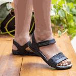 Sandália Magnética Energiflex Ninita Preto