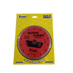 Kit 3 Disco Super Turbo 180 mm Ecast