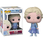 Frozen 2 - Elsa #581 Funko Pop