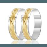 Alianças Fortaleza ♥ Namoro e Compromisso em Prata 0,950