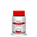 Goji Berry Rejuvenescedor com Vitaminas A, C, E e Zinco 500mg 60caps
