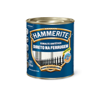 Esmalte Sintético Direto Na Ferrugem 800l Hammerite Preto