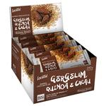 Levittá Sementes Gergelim, Quinoa e Cacau display 24un x 10g