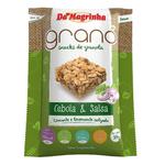 Granó Snacks de granola cebola & salsa Da magrinha display 12 x 35g