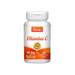 Vitamina C 60caps x 250mg