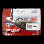 Isca Soft Monster 3X M-Action 10,5cm 3un