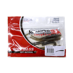 Isca Soft Monster 3x Ring Shad 10cm - 8un.