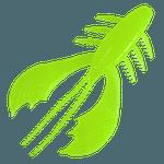 Isca Soft Yara Crayfish Com Sal e Essência 10cm 5un. Cor 80