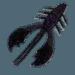 Isca Soft Yara Crayfish com Sal e Essência 10cm 5un. Cor 83