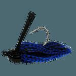 Isca Jig Yara Rubber Jig 14g 4/0 Cor Azul