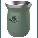 Cuia Térmica Stanley 236ml Hammertone Green - Ideal para chimarrão e tereré
