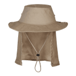 Chapéu com Proteção Jogá - Caqui