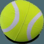 Pufe Bola De Tênis - puff