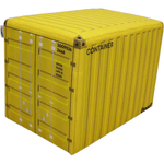 PUFE CONTAINER - puff