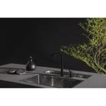 Acionamento Monocomando de Mesa para Cozinha Deca You Wave Black Matte - 4992.BL99.MT.01