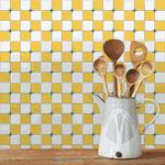 Adesivo De Azulejo - Quadradinhos