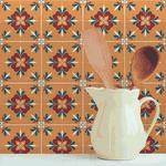 Adesivo De Azulejo - Amarante