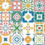 Adesivo De Azulejo - Beja
