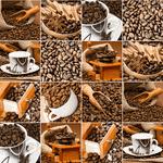 Adesivo De Azulejo - Café
