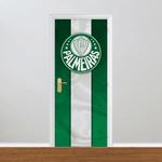 Adesivo para Porta - Palmeiras
