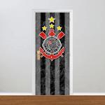 Adesivo para Porta - Corinthians