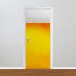 Adesivo para Porta - Cerveja