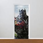 Adesivo para Porta - Transformers