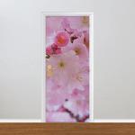 Adesivo para Porta - Flor de Cerejeira