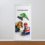 Adesivo para Porta - MarioKart