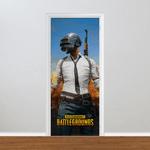 Adesivo para Porta - Playerunknown's Battlegrounds PUBG