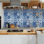Papel de Parede Adesivo - Azulejo Mod.3