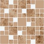 Pastilhas Resinadas - Texturizada Modelo 14