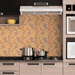 Pastilhas Resinadas - Variada Mosaico Bege