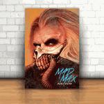 Placa Decorativa - Mad Max