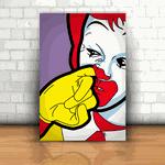 Placa Decorativa - McDonald's