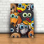 Placa Decorativa - Animais de Estimação