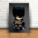 Placa Decorativa - Batman Kids