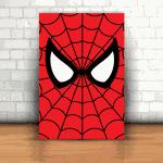 Placa Decorativa - Spider Man Logo