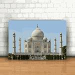 Placa Decorativa - Taj Mahal Índia