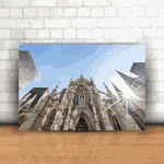 Placa Decorativa - Catedral de São Patrício Nova Iorque