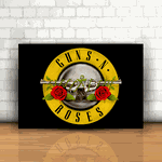 Placa Decorativa - Guns n' Roses Greatest