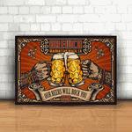 Placa Decorativa - Brewco Brinde