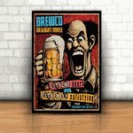 Placa Decorativa - Brewco Extreme