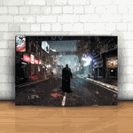 Placa Decorativa - Batman Mod. 03