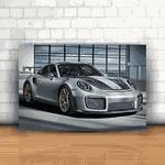 Placa Decorativa - Porsche GT RS
