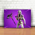Placa Decorativa - Fortnite Mod. 02
