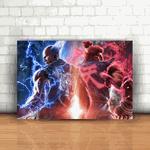 Placa Decorativa - Street Fighter Mod. 02