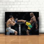 Placa Decorativa - UFC